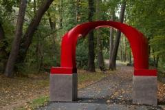 KSAT Arch