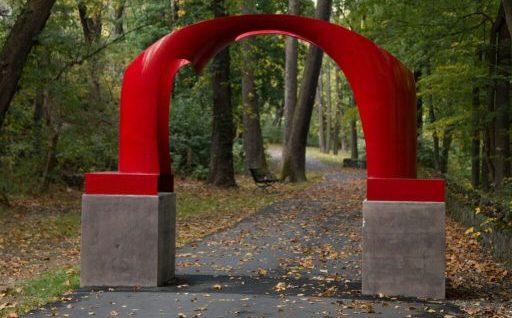 Red Arch, KSAT
